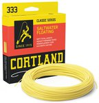 Cortland 333 Saltwater Floating Fly Lines - Yellow