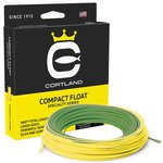 Cortland Specialty Compact Float Green/Yellow Floating Fly Lines