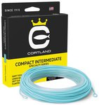 Cortland Specialty Compact Intermediate Floating Fly Lines - Clear/Light Blue
