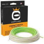Cortland Compact Switch Lime Green/Ivory Floating Fly Lines
