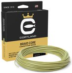 Cortland Competition Braid Core Sage Green Floating Fly Lines