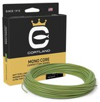 Cortland Competition Mono Core Gecko Green Floating Fly Lines