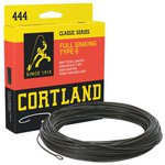 Cortland 444 Sink Type 6 Fly Lines (Dark Brown)