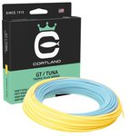 Cortland Tropic Plus GT/Tuna Floating Fly Lines  - Blue/Yellow