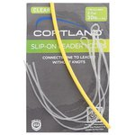 Cortland Precision Heat Shrink Flip on Leader Loops 4pc