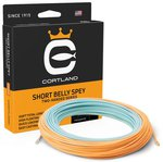 Cortland Precision Spey Salmon Short Belly Floating Fly Lines