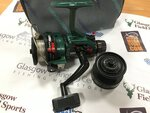 D.A.M. Preloved - Quick Fighter 40 Spinning Reel plus Spare Spool