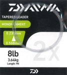 Daiwa 9ft Tapered Leaders