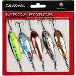 Daiwa Megaforce M-Raider Lure Kit 5pc