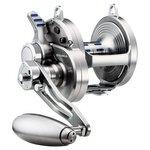 Daiwa Saltiga Lever Drag 2 Speed Reels with Aluminium Cranking Handle