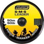 DAM Mad S-M-S Leader 50m 50lb