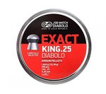 Daystate .25 Exact King Heavy Pellets 34 Grain (300 Tin)