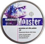 Daystate 5.5mm .22 Rangemaster Monster FAC 25.4gr x 200