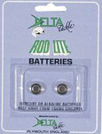 Delta Tip Light Batteries (2)