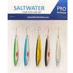 Dennett Saltwater Pro Lead Fish Kit