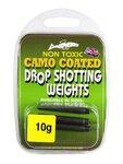 Dinsmore Camo Coated Non Toxic Drop Shot Weight