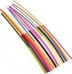 Eumer Plastic Tubing Mixed Colour