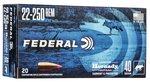 Federal .22-250 Rem 40 Grain V-Max
