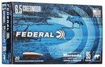 Federal 6.5 Creedmoor 95 Grain V-Max (20 Box)