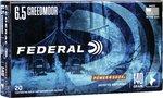 Federal Power-Shok 6.5 Creedmoor 140gr Soft Point