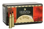Federal Premium Ammunition .17 HMR VShok  Vmax17G x 50