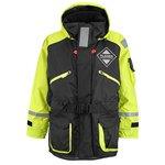Fladen Black/Yellow Rescue System Flotation Jacket