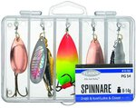 Fladen Set of 5 Spinners 8-14g