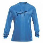 Flying Fisherman Sail Fish LS Performance T-Shirt