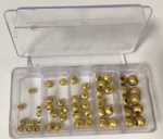 Stillwater Gold Beads Assortment