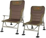 Fox Duralite Chairs