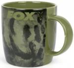 Fox Carp Scale Print Mug