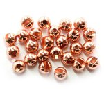 Fulling Mill Slotted Tungsten Beads Copper