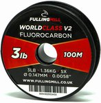 Fulling Mill World Class V2 Fluorocarbon 100m