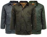 Game Cotton Wax Padded Jacket
