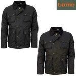 Game Mens Utilitas II Wax Jacket
