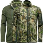 Game Pursuit Reversible Camo Jacket Waterproof Breathable