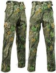 Game Stormkloth Camouflage Waterproof Trousers
