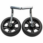 Garbolino Rear Wheel Kit Gold Seatbox