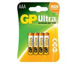 GP Batteries Ultra AAA Batteries 4pack