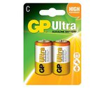 GP Batteries 1.5v C Batteries 2pack