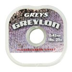Greys Greylon Fluorocarbon Tippet Material
