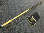 Preloved Hardy Graphite Salmon Fly 15'4'' #10 Spey Rod - Excellent