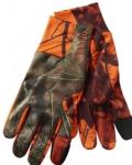 Harkila Moose Hunter Gloves Mossyoak Break-Up Country/Mossyoak Orangeblaze
