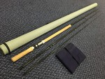 Harrison Preloved - Lorhic 15ft #10/11 Salmon Fly Rod - Excellent