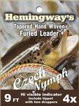 Hemingway Furled Leader Czech Nymph