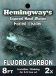 Hemingway Furled Leader Fluorocarbon
