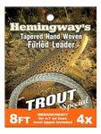 Hemingway Furled Leader Trout