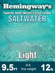 Tapered Leaders & Casts 266