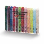 Hends Spectra Dubbing Box 4 - 12 Colour Dispenser Rainbow Colours