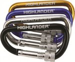 Highlander Screwgate Karabiner 24pcs